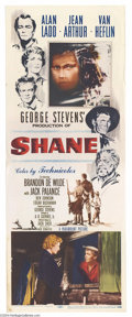 Movie Posters:Western, Shane (Paramount, 1953)....
