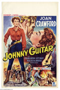 Movie Posters:Western, Johnny Guitar (Republic, 1954)....