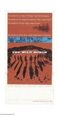 Movie Posters:Western, The Wild Bunch (Warner Brothers, 1969)....