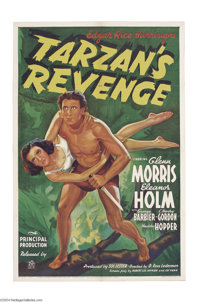Tarzan's Revenge (20th Century Fox, 1938)