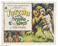 Tarzan and the Green Goddess (Burroughs-Tarzan-Enterprise, 1938)