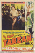Movie Posters:Serial, The New Adventures of Tarzan (Burroughs-Tarzan-Enterprise, 1935)....