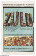 Movie Posters:War, Zulu (Paramount, 1964)....
