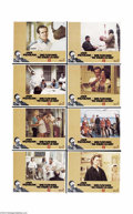 Movie Posters:Drama, One Flew Over the Cuckoo's Nest (United Artists, 1975).... (8 pieces)