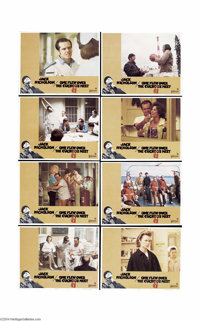 One Flew Over the Cuckoo's Nest (United Artists, 1975).... (8 pieces)