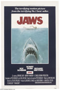 Movie Posters:Horror, Jaws (Universal, 1975)....