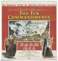 Movie Posters:Drama, Ten Commandments, The (Paramount, 1956)....