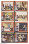 Movie Posters:Science Fiction, The Day the Earth Stood Still (20th Century Fox, 1951).... (8 pieces)