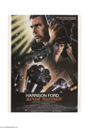 Movie Posters:Science Fiction, Blade Runner (Warner Brothers, 1982)....