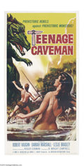 Movie Posters:Science Fiction, Teenage Caveman (AIP, 1958)....