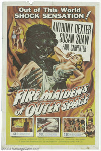 Fire Maidens From Outer Space (Topaz Film, 1956)