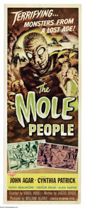 Movie Posters:Science Fiction, The Mole People (Universal International, 1956)....