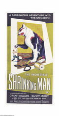 Movie Posters:Science Fiction, Incredible Shrinking Man (Universal International, 1957)....