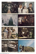 Movie Posters:Science Fiction, Star Wars Lot (Paramount, 1982).... (36 items)