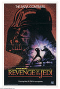 Movie Posters:Science Fiction, Revenge of the Jedi (20th Century Fox, 1982)....