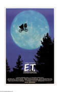 Movie Posters:Science Fiction, E.T., The Extraterrestrial (Universal, 1982)....