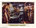 Movie Posters:Science Fiction, Forbidden Planet (Loews - MGM, 1956).... (2 pieces)