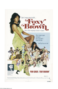 Foxy Brown (AIP, 1974).... (9 items)