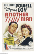 Movie Posters:Comedy, Another Thin Man (MGM, 1939)....