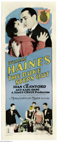 Movie Posters:Comedy, The Duke Steps Out (MGM, 1929)....