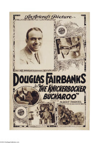 The Knickerbocker Buckaroo (Famous Players Lasky, 1919)
