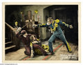 Movie Posters:Swashbuckler, The Mark of Zorro (United Artists, 1920)....
