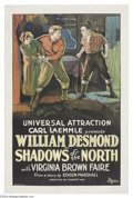 Movie Posters:Adventure, Shadows of the North (Universal, 1923)....
