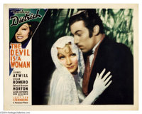 The Devil is a Woman (Paramount, 1935)