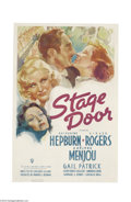 Movie Posters:Drama, Stage Door (RKO, 1937)....