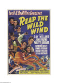 Movie Posters:Adventure, Reap the Wild Wind (Paramount, 1942)....