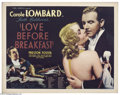 Movie Posters:Comedy, Love Before Breakfast (Universal, 1936)....