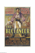 Movie Posters:Adventure, The Buccaneer (Paramount, 1938)....