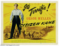 Movie Posters:Drama, Citizen Kane (RKO, 1941)....