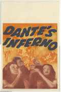 Movie Posters:Drama, Dante's Inferno (Fox, 1935)....