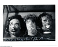 Movie Posters:Horror, The Texas Chainsaw Massacre (Bryanston, 1974).... (3 pieces)