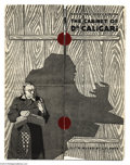 Movie Posters:Horror, The Cabinet of Dr. Caligari (Goldwyn, 1921)....