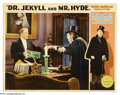 Movie Posters:Horror, Dr. Jekyll and Mr. Hyde (Paramount, 1931)....