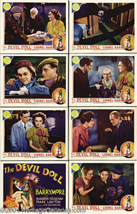 The Devil-Doll (MGM, 1936).... (8 pieces)