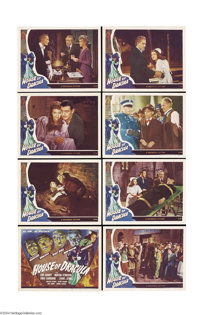 House of Dracula (Universal, 1945).... (8 pieces)