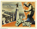 Movie Posters:Horror, King Kong (RKO, 1933)....