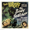 Movie Posters:Horror, The Body Snatcher (RKO, 1945)....