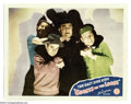 Movie Posters:Comedy, Ghosts on the Loose (Monogram, 1943)....