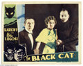 Movie Posters:Horror, The Black Cat (Universal, 1934)....