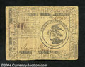 Colonial Notes:Continental Congress Issues, Continental Currency $3 May 10, 1775 Very Fine. An ...