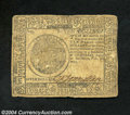 Colonial Notes:Continental Congress Issues, Continental Currency February 26, 1777 $7 Fine-Very Fine. ...