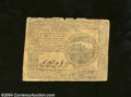 Colonial Notes:Continental Congress Issues, Continental Currency May 20, 1777 $4 Fine-Very Fine. Fully ...