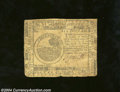 Colonial Notes:Continental Congress Issues, Continental Currency May 20, 1777 $6 Very Fine. A ...