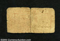 Colonial Notes:New Jersey, New Jersey April 12, 1757 30s Very Good. Paper-tape ...