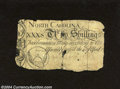 Colonial Notes:North Carolina, North Carolina 30s April 4, 1748 Good. A net grade due to ...