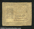 "Colonial Notes:Pennsylvania, Pennsylvania March 20, 1773 4s Fine-Very Fine. A ""..."
